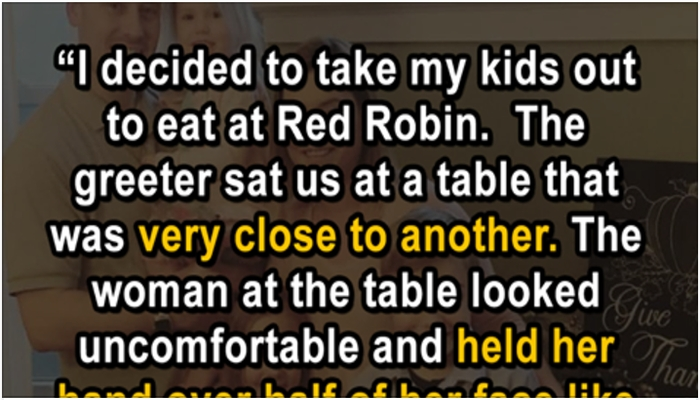 Mom Thought The People Next To Her Were Being Rude, Then She Learned The Truth