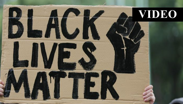 F*ck The Police!: Black Lives Matter Activists Protest Shooting In Tulsa