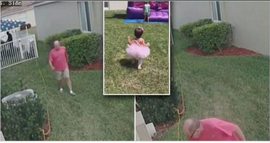 Cops: Florida Man Deflated Bounce House With Kids Inside [VIDEO]