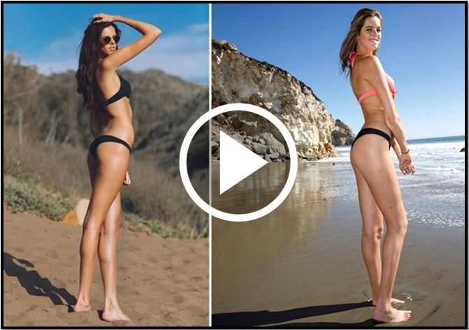 22-Year-Old California Girl Claims To Have the LONGEST Legs In the World [VIDEO]