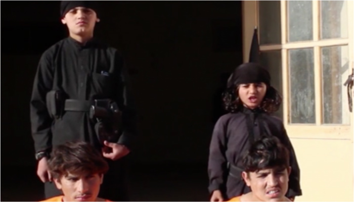 ISIS Unleashes Young 'Cubs Of The Caliphate' To Execute Prisoners [GRAPHIC PHOTOS]