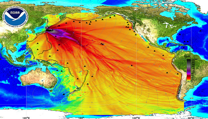 Fukushima Has Contaminated The Entire Pacific Ocean, And It's Only Gonna Get Worse [PHOTOS]
