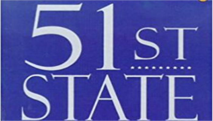 We Could Be Adding A Potential 51st State Very Soon