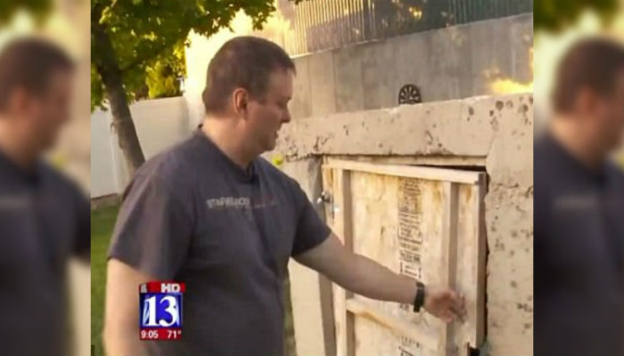 Man Removes Items From Cellar Storage, In The Process Accidentally Solves Cold Case From The 80's