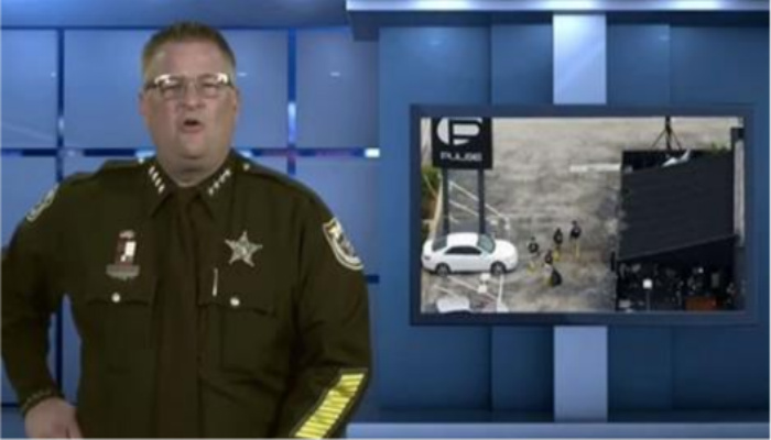 Florida Sheriff Urges All Americans To Arm Themselves In Case Of Attack