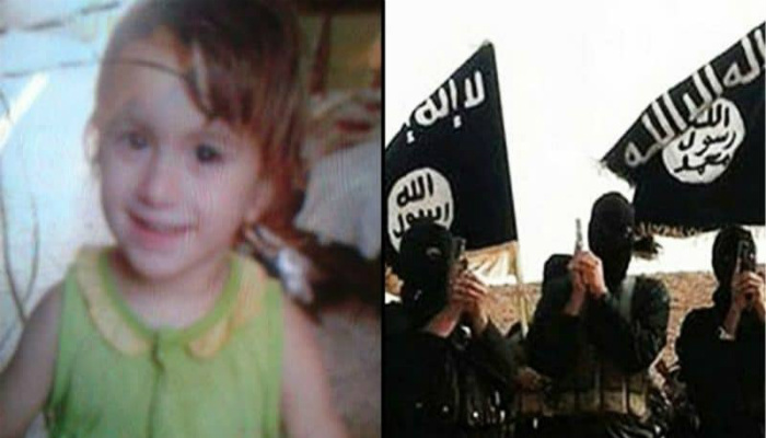Toddler Abducted By ISIS 3 Years Ago. Watch As She's Reunited With Her Family For The First Time [VIDEO]