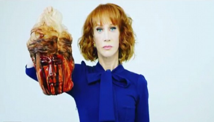 Secret Service Investigates Kathy Griffin Over Trump Photo, Now Things Have Taken A Turn