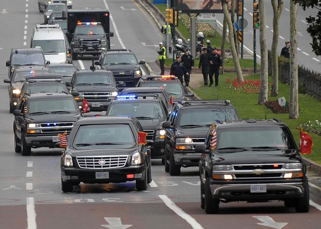 Man Infiltrates Trump's Motorcade: Hits Secret Service Agent
