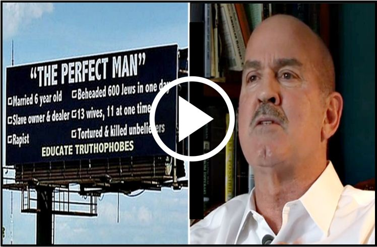 Muslims Demand Store Owner Remove 'Perfect Man' Billboard – He Has Awesome Response