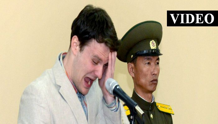 "Professor Gets Fired For Saying Otto Warmbier ""Got Exactly What He Deserved"""