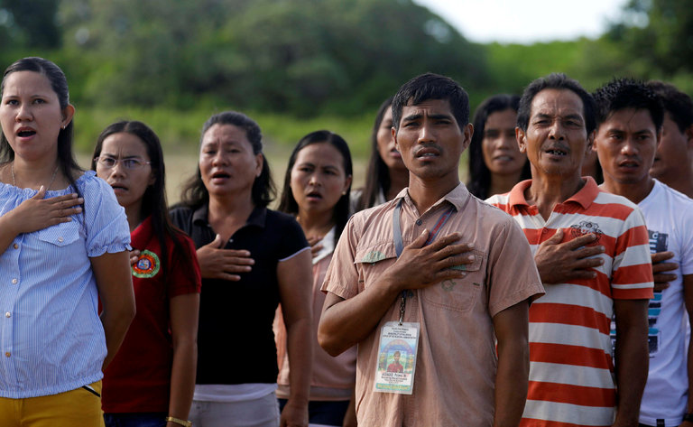 Filipino Legislature Passes Bill: Sing National Anthem With Enthusiasm or Face Prison