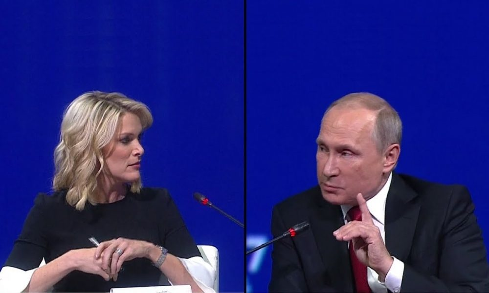 Why did 'Sunday Night with Megyn Kelly' premiere flop in ratings with Putin as guest?