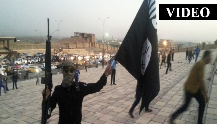 ISIS Jihadis Post Live Footage From Scene Of Tehran Suicide Attack