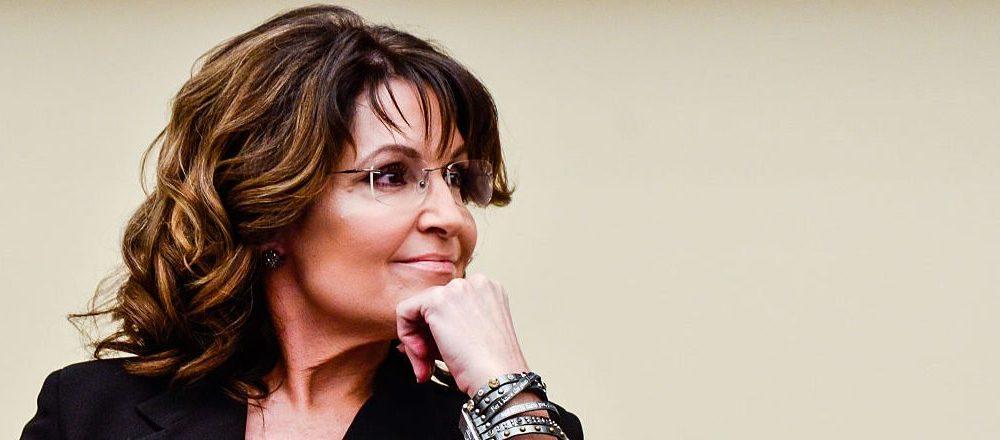 Sarah Palin Sues the NYT For Defamation: I'm Lovin' It