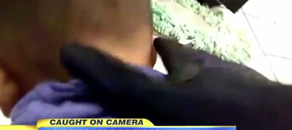 This Police Officer Didn't Realize His Body Camera Was On, Here's What Happened Next [WATCH]