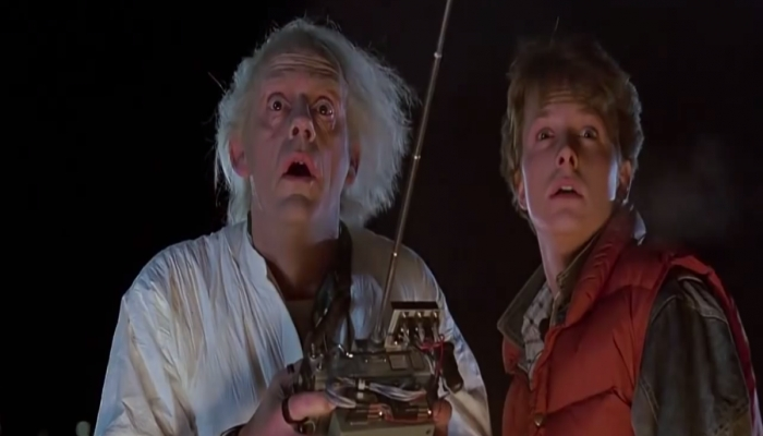 "Politically Correct Insanity: TBS Removes The Word ""TERRORIST"" From Back To The Future"