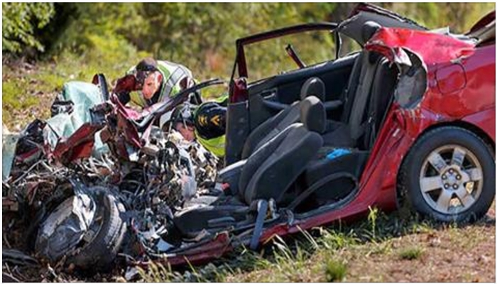 Woman Posts To Facebook Just Before A Tragic Car Accident – Her Story Is A Wake-Up Call