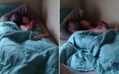 Man Catches Cheating Girlfriend With Her Pants Down, Got It All On Video [WATCH]