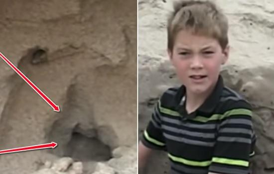 Boy Discovers The Frightening Reason Girl Was Buried Alive After He Saves Her Life