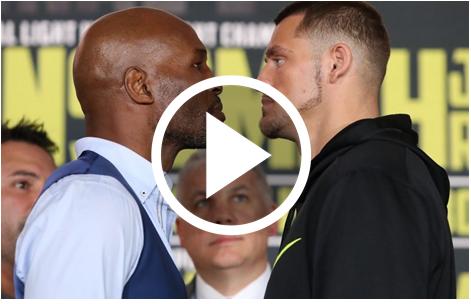 Black Boxer Brags, 'I'd NEVER Let A White Boy Beat Me' – Then EATS His Words!