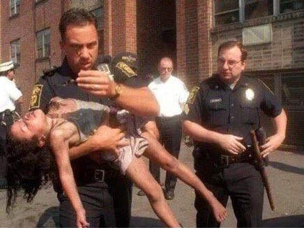 Cop Finally Learns What Happened To Little Girl He Saved 18 Years Ago [PHOTOS]