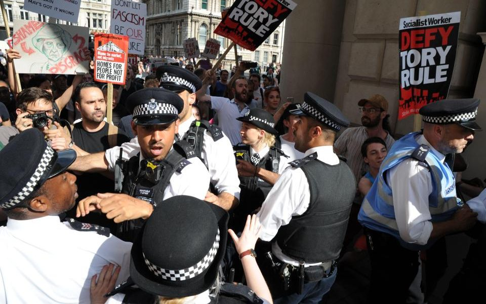 Day of Rage Aims To Topple Government