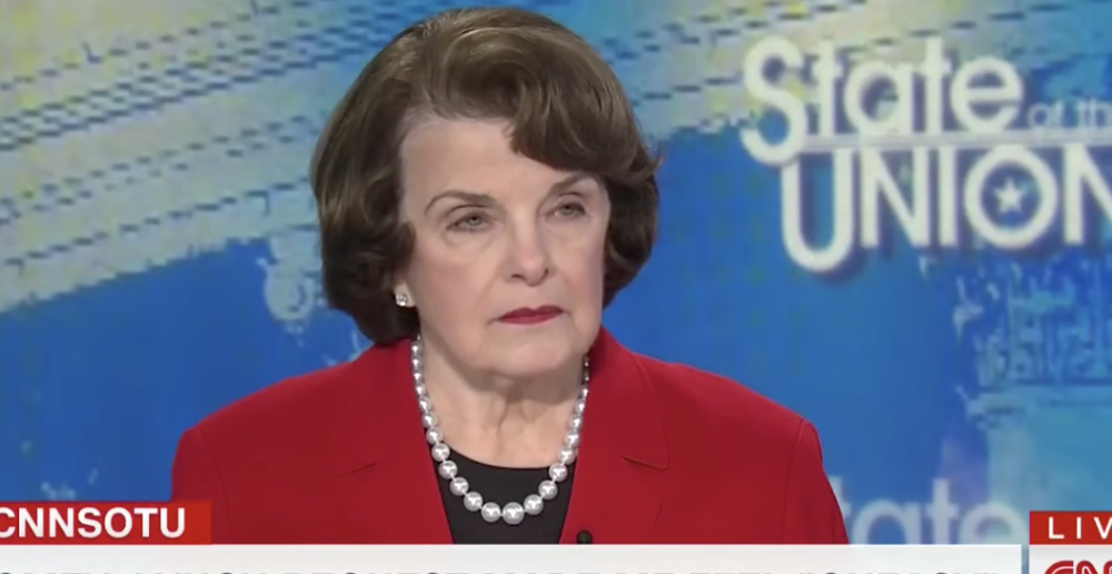 Diane Feinstein Calls For Senate Investigation of Loretta Lynch [VIDEO]