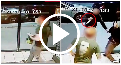 Muslim Pulls Knife On Guy Making Beer Run, Discovers Allah's No Match For Booze [VIDEO]