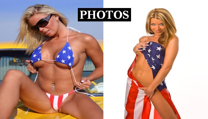 These Gorgeous Patriots Love The American Flag