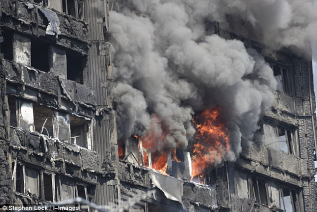 Global Warming Rules Led to the Grenfell Tower Catastrophe