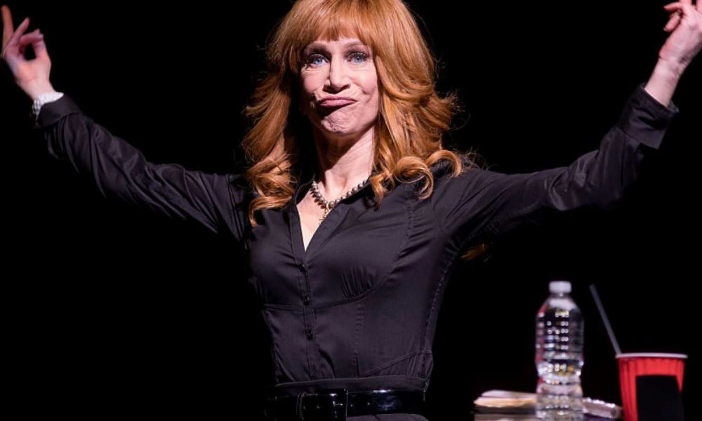 You Are Not Going To Believe Kathy Griffin's Latest Dodge