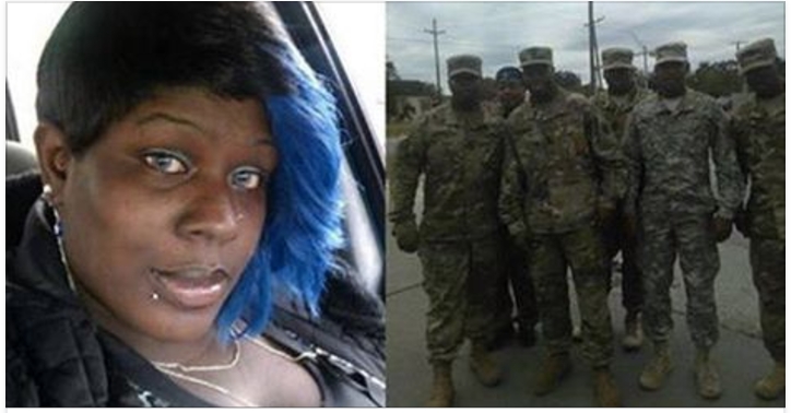 Servicemen Stop To Assist Stranded Woman, Had No Clue What's Coming