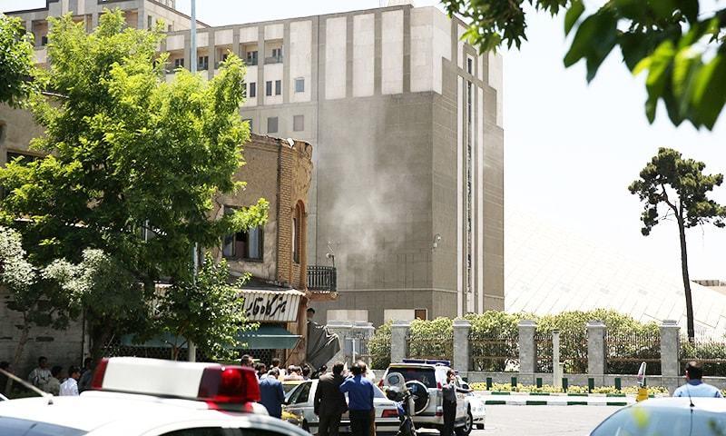 Karma Strikes – Iran Attacked By ISIS Terrorist