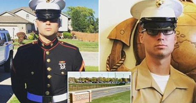 US Marine Gets Barred From Graduation Ceremony For Wearing His Uniform