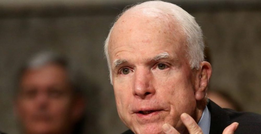 John McCain Group Has a Curious Collection of Donors: Clinton Foundation Twin
