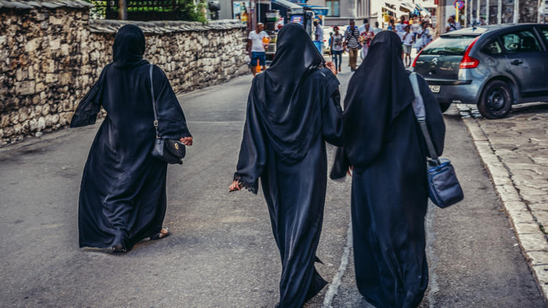 Islamic Crackdown, No Traditional Dress and Integration Course