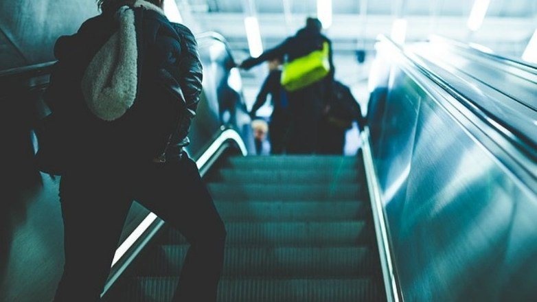 Picture Of What Young Black Man Did To Elderly Guy In Public Is Going Viral [Photo]