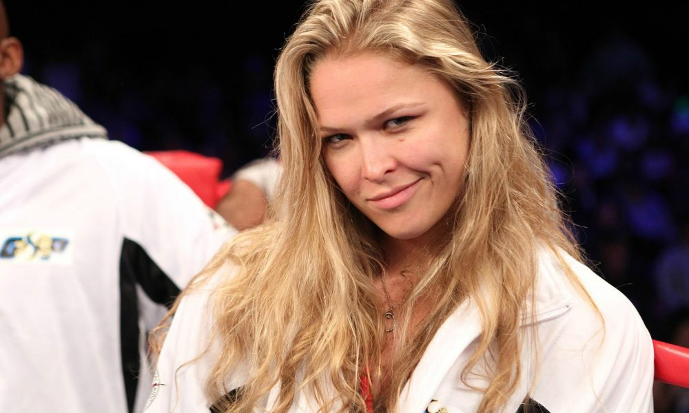 6 Things I Bet You Don't Know About Ronda Rousey