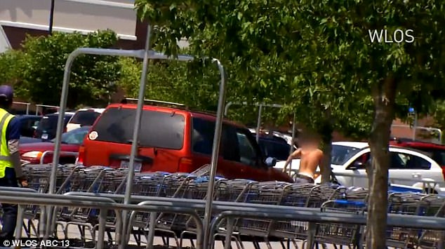 Man Robs Pregnant Woman in Walmart Parking Lot: Never Saw This Coming [VIDEO]