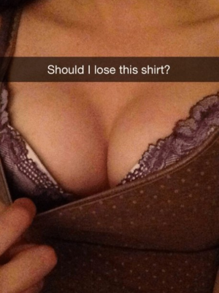 The Many Times That Snapchat Was Awesome [SLIDESHOW]