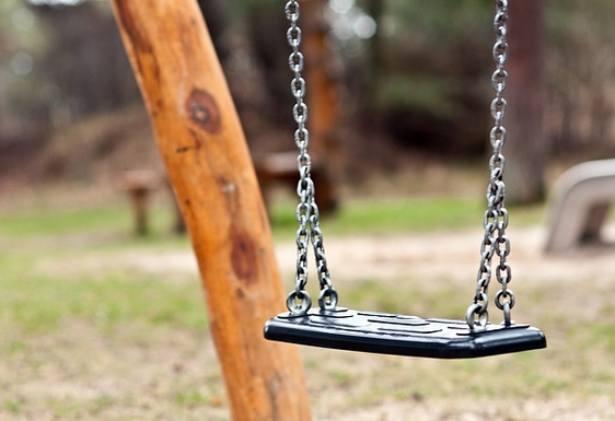 Mother Found At Playground Slowly Pushing Dead Son In Swing All Night [WATCH]