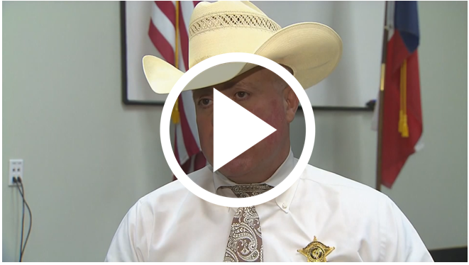 Muslims Demand Apology From TX Sheriff For Blaming Terror On Islam, He Has 4 Words Instead [VIDEO]