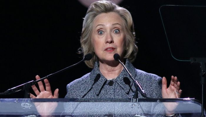 """Long Island Street Sign Changed To Read """"Crooked Hillary"""""""
