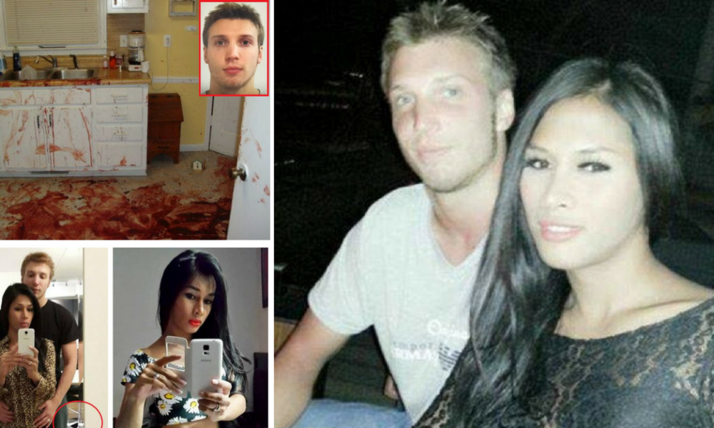 Man Dismembers And Cooks Up His Transgender Girlfriend [PHOTOS]