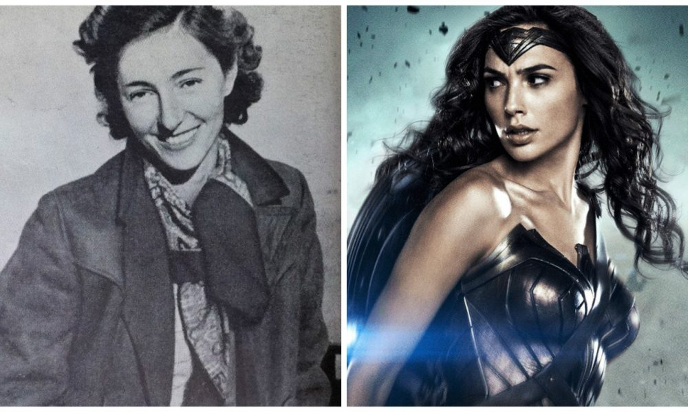 This Female WWII Spy Is A Real-Life Wonder Woman [PHOTOS]