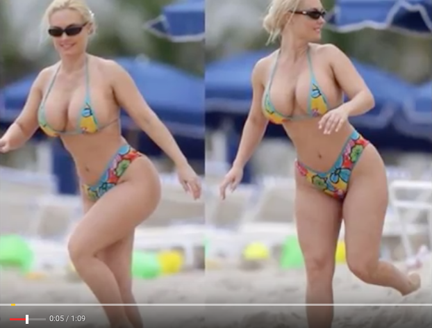 World's Hottest President Has My Vote With Her Viral Bikini [VIDEO]