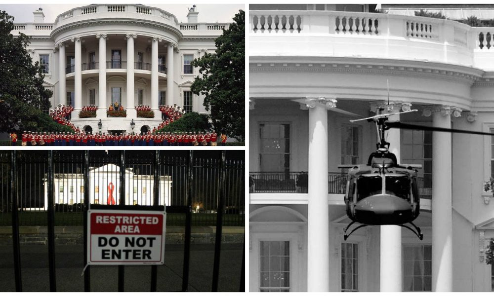 10 Times People Got Entirely To Close To The Whitehouse [PHOTOS]