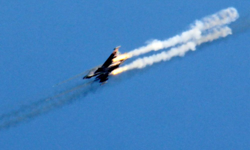 Russia Threatens To Start Shooting Down American Planes Over Syria