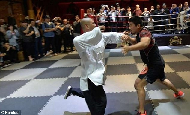 Tai Chi Master Challenges an MMA Fighter to a Duel..Who Wins? [VIDEO]