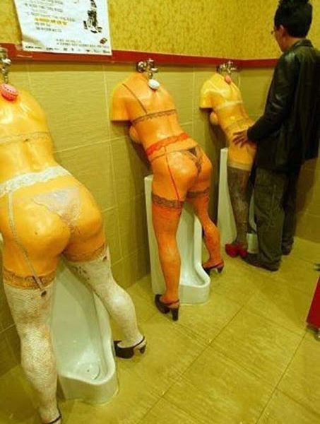 10 Hilarious Restrooms That Will Make You Think Twice Before Using Them [PHOTOS]